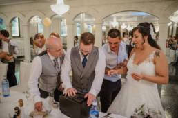 Sorpresas de boda