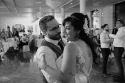 Baile de boda
