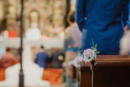 Deocarción floral de boda