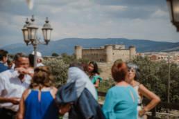 Bodas en El Barco de Ávila